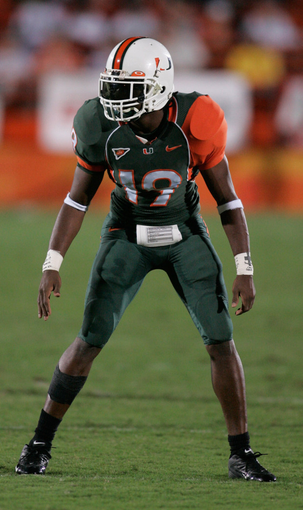 aadbaa0d1 Miami Hurricanes Football  The Best Five Uniforms Of the Nike Era ...