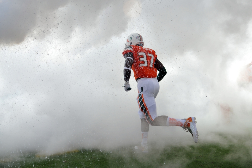 The Miami Hurricanes All-Time Team