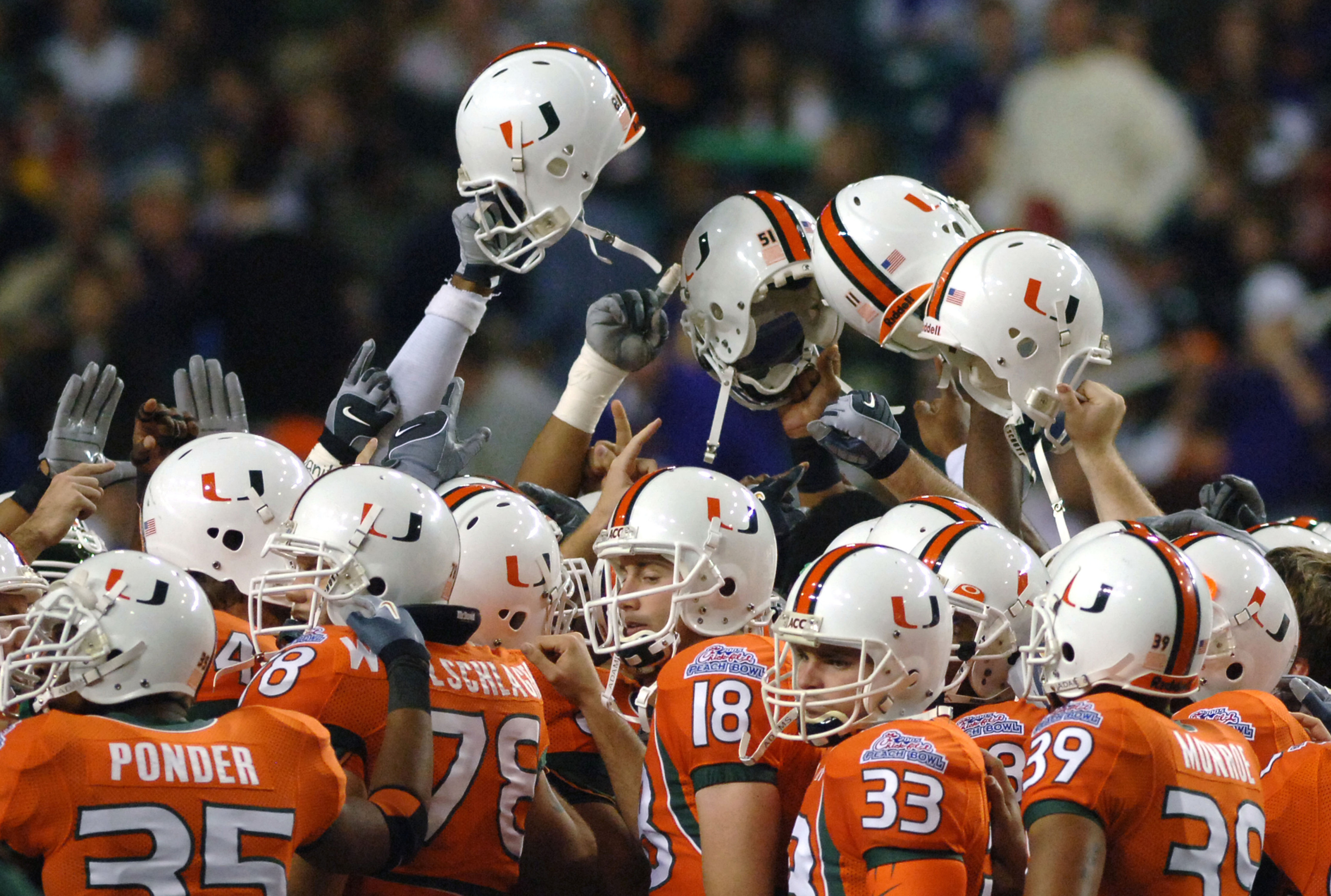Two former Miami football recruits ranked biggest busts of last 20 years