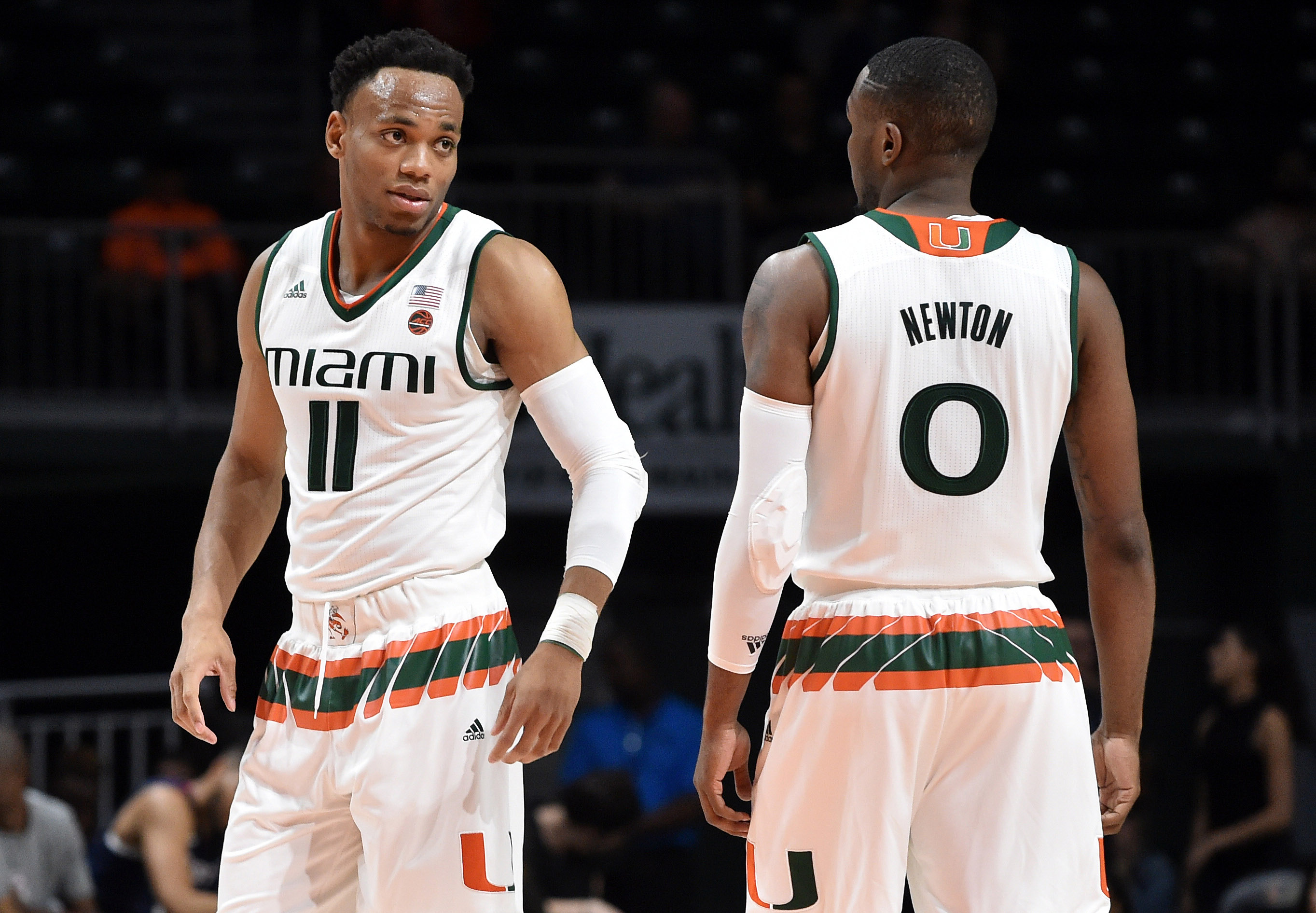 new concept 28f13 21108 Miami Hurricanes Basketball Consensus Top 25 For 2017-18 ...