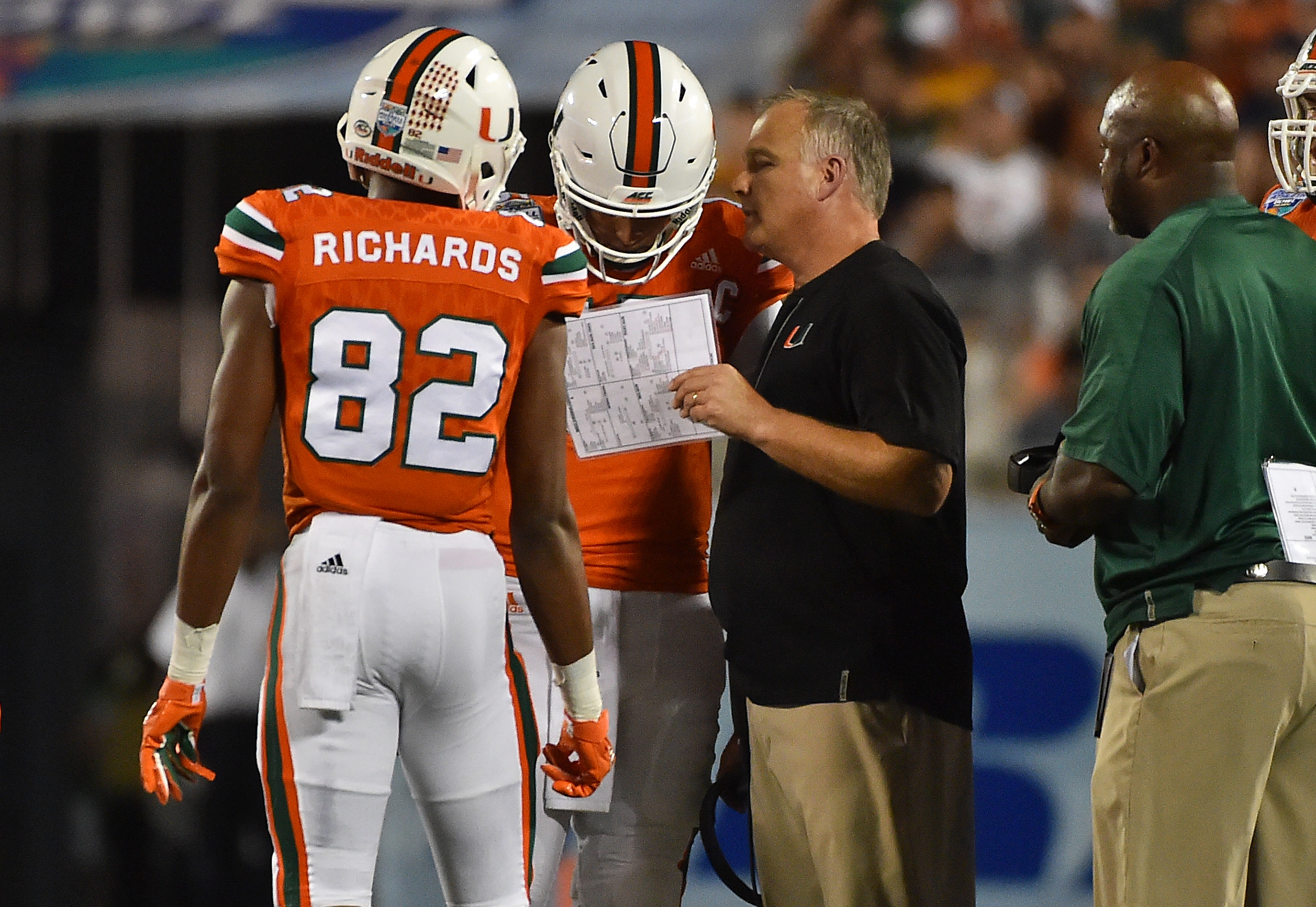 huge selection of c854a 79bbc Miami Hurricanes 2018 Recruiting Class Off and Running - Page 2